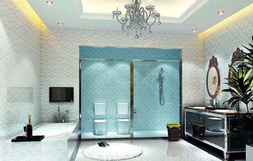 سقف کاذب سرویس بهداشتی : آیا برای سرویس بهداشتی و حمام از سقف کاذب استفاده می کنند؟