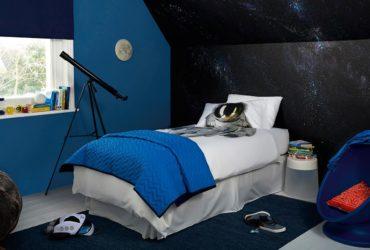 تاثیر رنگها برروی رفتار کودکان | راهنمای انتخاب رنگ اتاق خواب بچه