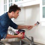 نکاتی برای نقاشی آشپزخانه | چند نکته کاربردی
