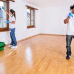 نظافت خانه و مشاعات