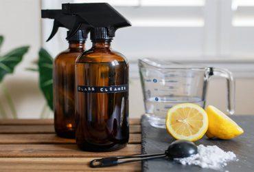 شویندههای ارگانیک خانگی | ضد عفونی کننده طبیعی نظافت خانه چه هستند؟