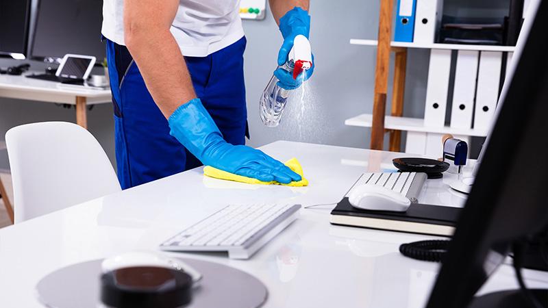 نحوه محاسبه هزینه و قیمت نظافت محل کار