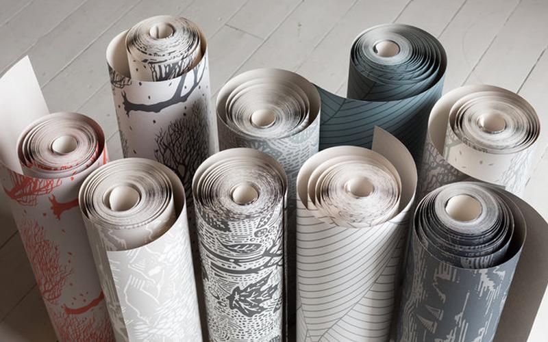 هزینه نصب کاغذ دیواری چقدر است؟