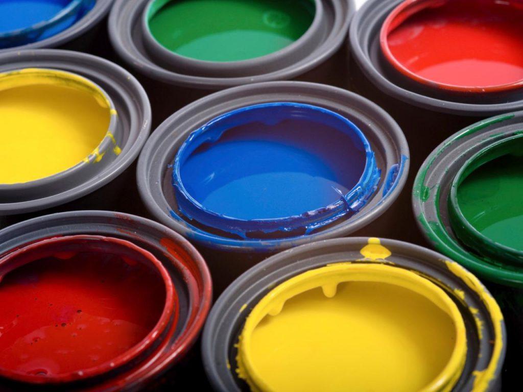 انواع رنگ نمای ساختمان
