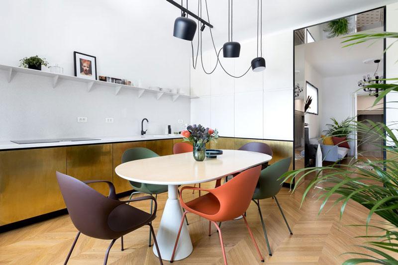 بازسازی داخل آپارتمان | اصول بازسازی داخلی ساختمان | راهکارهایی برای تغییر دکوراسیون داخلی منزل پس از بازسازی
