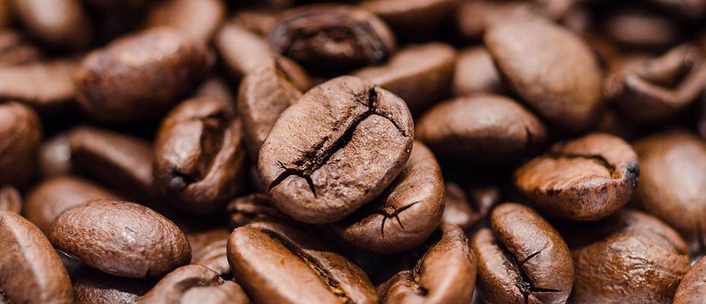 دانه های قهوه