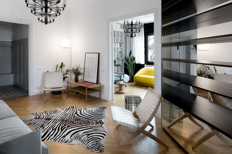 نکات بازسازی و نوسازی آپارتمان | بازسازی اتاق نشیمن خانه | دکوراسیون اتاق نشیمن و پذیرایی