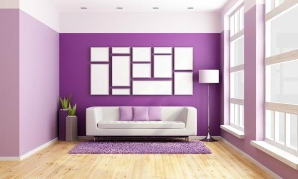 کاربرد فنگ شویی رنگ در دکوراسیون خانه
