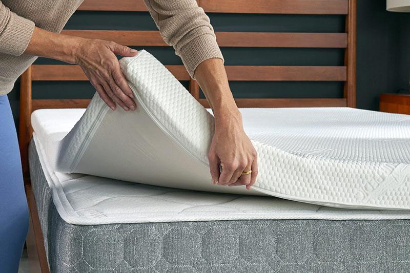 مشخصات انواع تشک تخت خواب   راهنمای خرید تشک مموری فوم