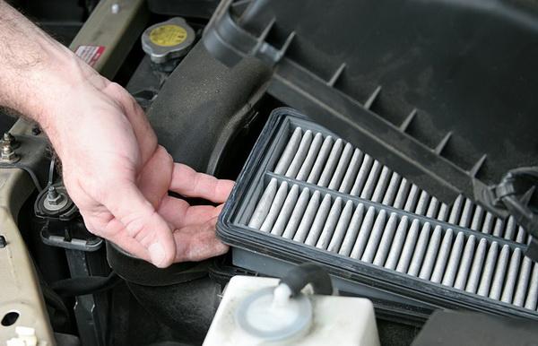 فیلتر هوای خودرو