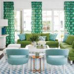 ست کردن رنگ پرده با دکوراسیون خانه