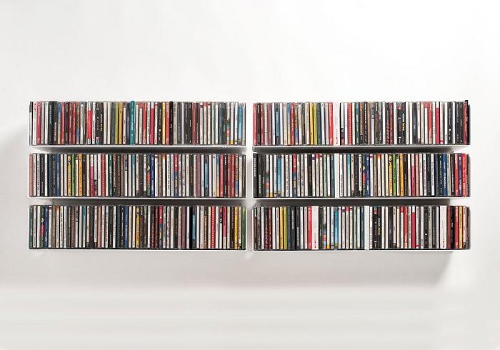 بعد از بازبینی سی دی هایتان، آنها را که نیاز نداریددر جعبه اهدایی ها قراردهید