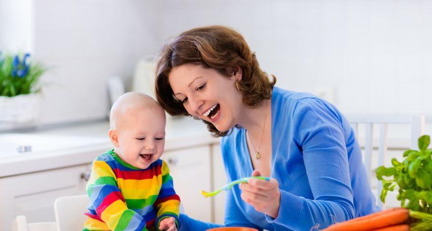 بهترین روش از شیر گرفتن بچه