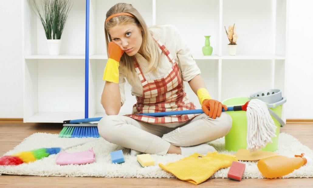 نظافت خانه بعد از مهمانی در سریعترین زمان