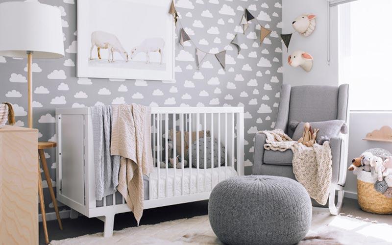 بهترین رنگ را برای اتاق نوزاد انتخاب کنید