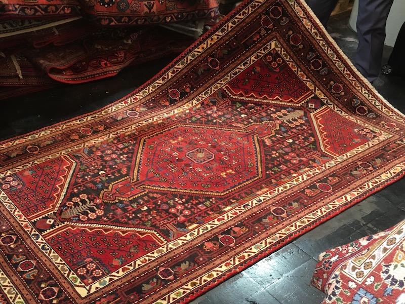 طرح فرش ایرانی، ماهی درهم