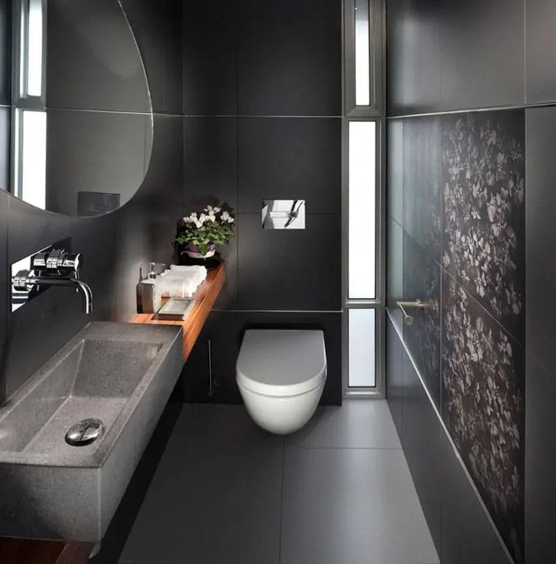 توالت فرنگی وال هنگ
