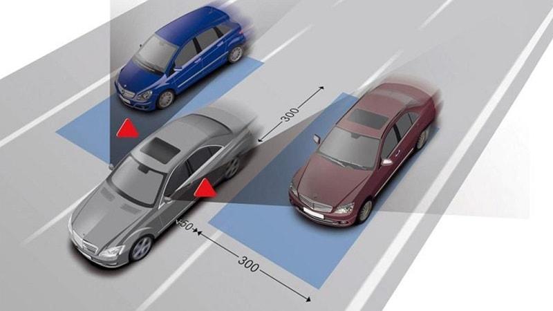 رادار جانبی خودرو چیست و چه کاری انجام می دهد؟