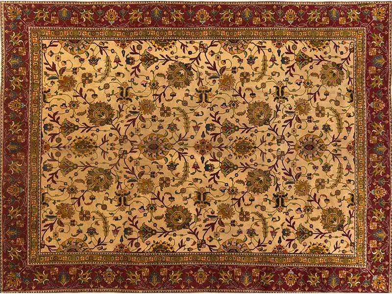 طرح فرش ایرانی، افشان