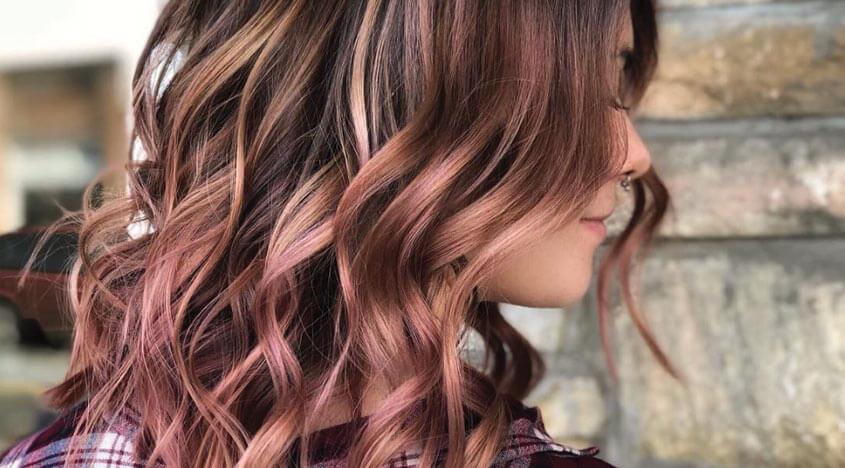 راهنمای کامل ترکیب رنگ مو های مختلف با هم