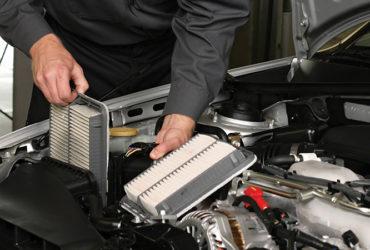 زمان تعویض فیلترهای هوای خودرو