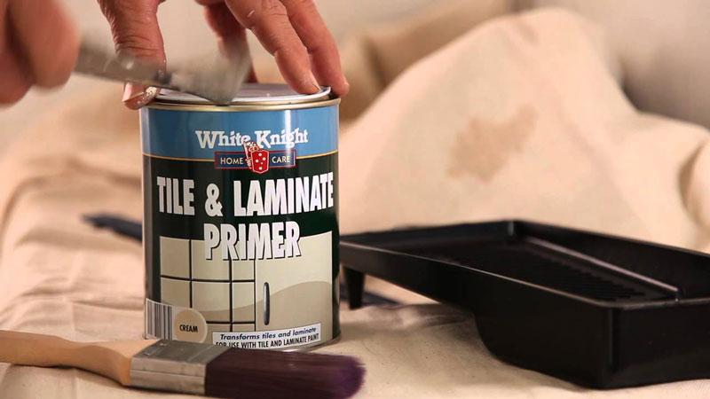 رنگ کردن کاشی و سرامیک