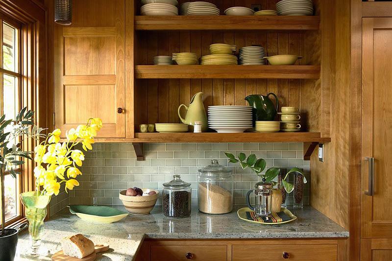 انتخاب بهترین رنگ برای طراحی داخلی آشپزخانه
