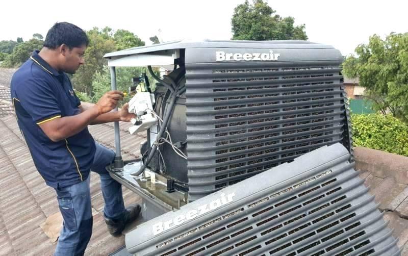 طریقه سیم کشی و نصب برق کولر آبی