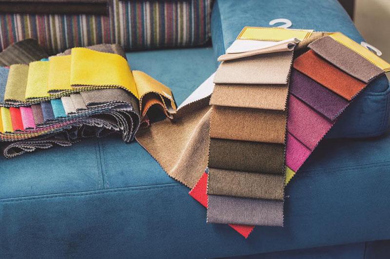 انتخاب پارچه مبلی مناسب برای مبل تختخواب شو