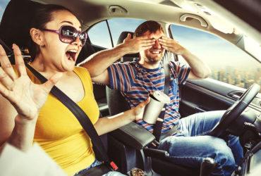 ترمز بریدن خودرو چطور اتفاق میافتد و عکس العمل صحیح مقابل آن چیست؟