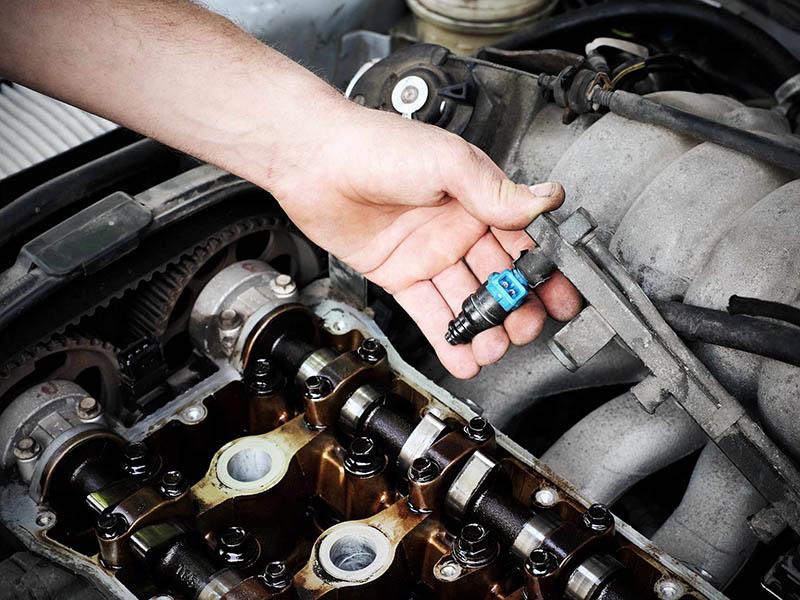 علت نوسان دور موتور پراید انژکتوری