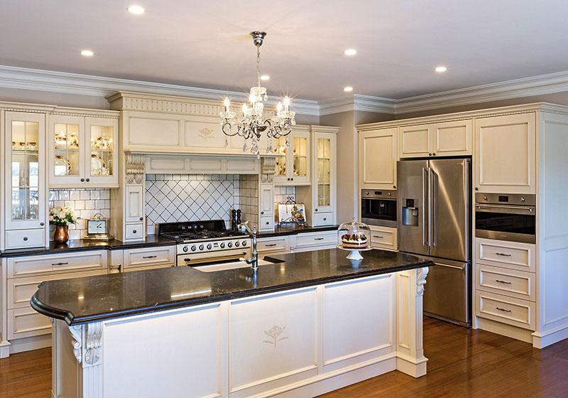مدل کابینت وکیوم(ممبران) آشپزخانه