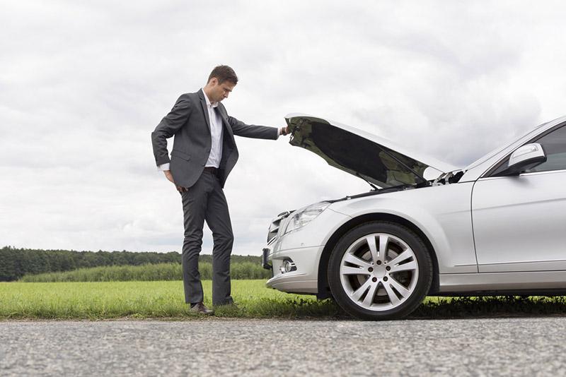 در صورت مواجه با کپ کردن خودرو چه کنیم ؟