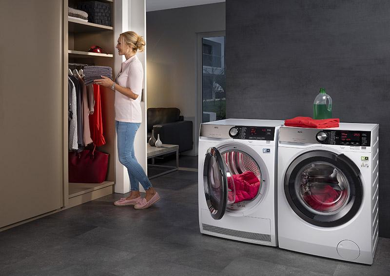اجزای تشکیل دهنده ماشین لباسشویی آاگ