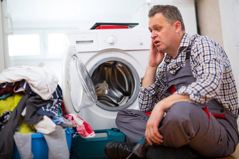 اهمیت و کاربرد برد در ماشین لباسشویی