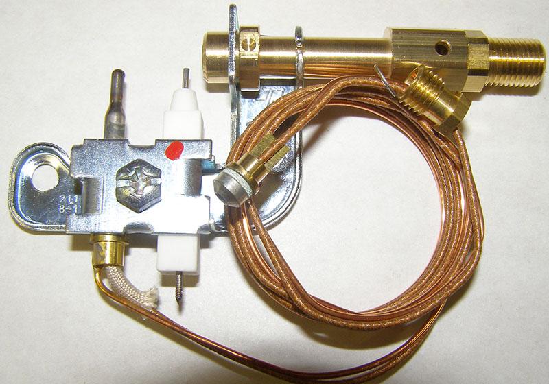 ترموکوپلیک نوع سنسور تشخیص دما است که شامل دو سیم غیر هم جنس است
