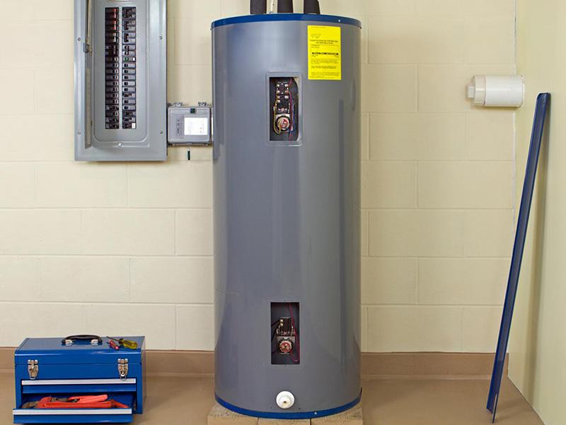 آبگرمکنهای الکتریکی یا برقی سادهترین و سالمترین نوع آبگرمکنها هستند.
