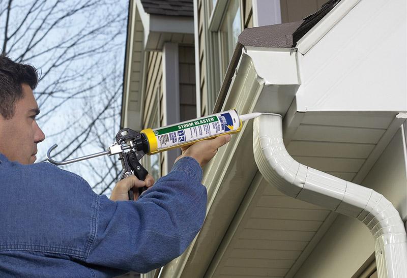 تهیه یک تفنگ درزگیر به عنوان یک ابزار رنگ آمیزی نمای بیرونی ساختمان نیز برای کار شما میتواند بسیار مفید باشد.