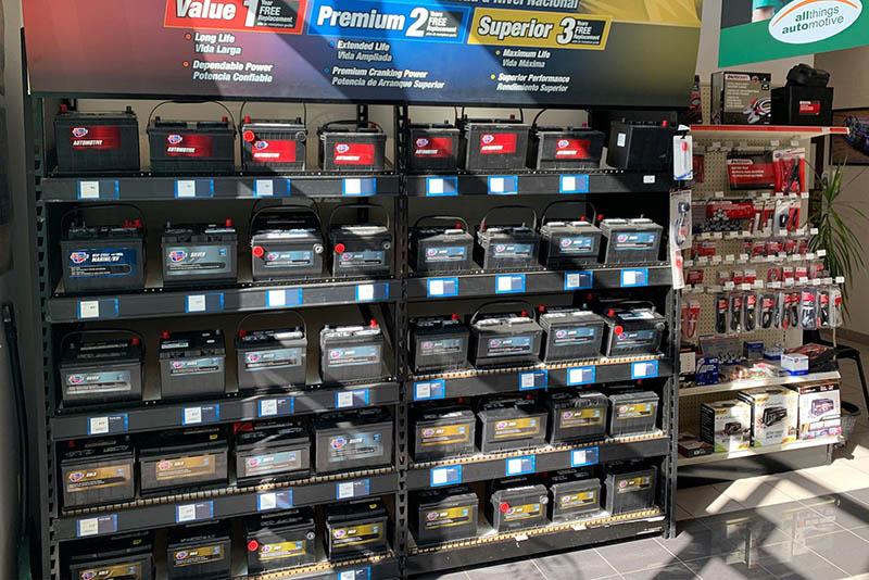 بیشتر باتریهایی که در بازار هستند، معمولاً ایرانی، چینی، کرهای و یا ترکیهای هستند