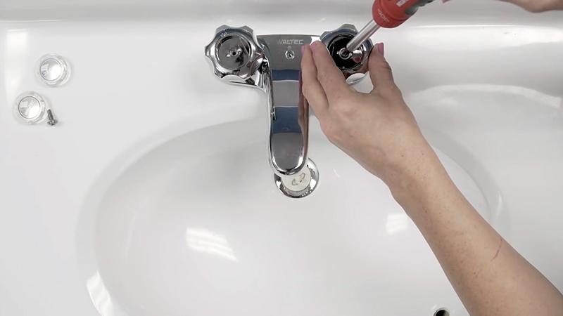 نحوه تعمیر کارتریج شیر آب