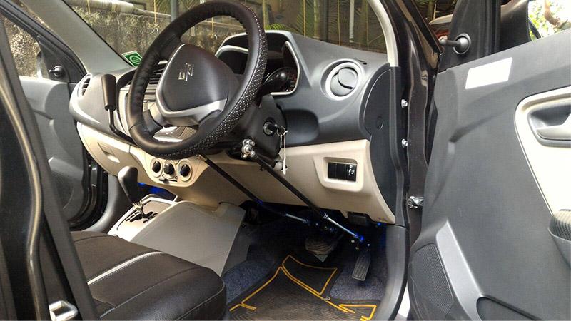 کلاچ برقی رانندگی آسان و راحتتری را برای افراد به خصوص معلولین به ارمغان میآورد