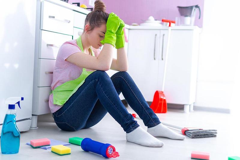 ثبت سفارش در شرکت خدماتی نظافت منزل | کارگر نظافت منزل | کارگر برای نظافت منزل