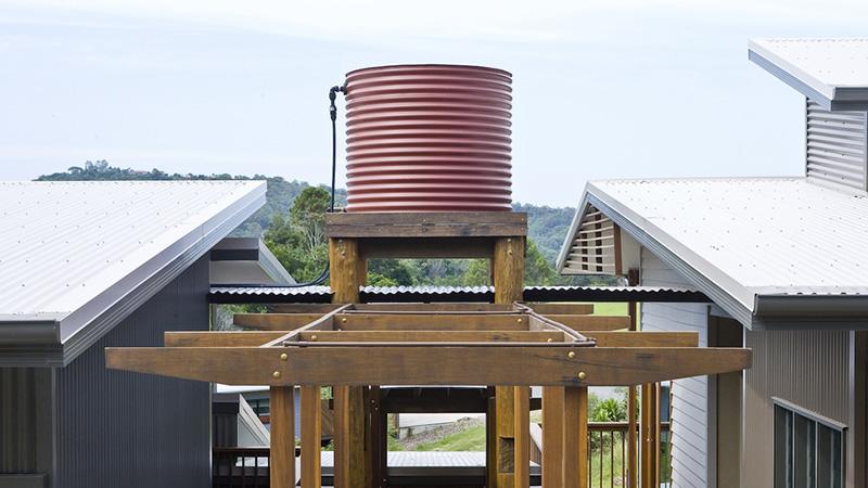 لوله کشی صحیح آب ساختمان