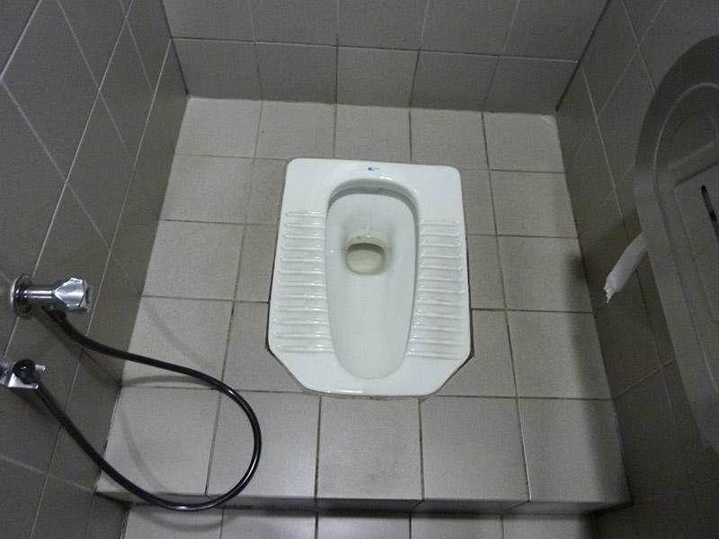 تحقیقات نشان داده است که نحوه نشستن روی توالت ایرانی به زانو فشار میآورد و روش تبدیل توالت فرنگی به ایرانی میتواند در این شرایط مؤثر باشد.