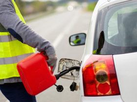 آموزش کشیدن بنزین از باک ماشین