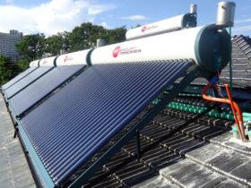 آبگرمکن خورشیدی چیست و چگونه کار میکند؟