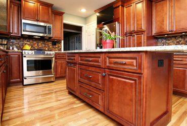 راهنمای کامل خرید و سفارش ساخت کابینت چوبی