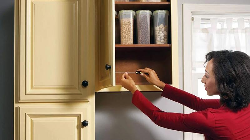 6 مشکل رایج کابینت آشپزخانه و راه حل آن