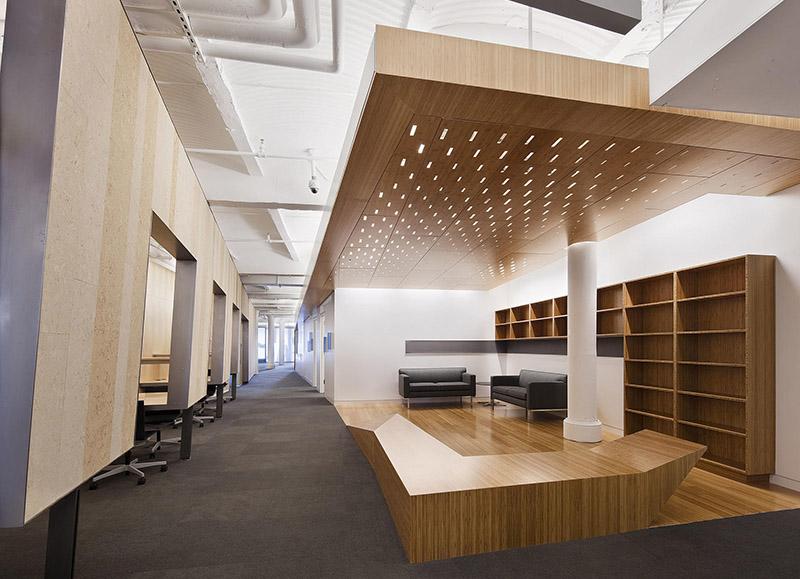 سقف کاذب چوبی یا تخته سهلا