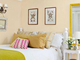 بهترین رنگها برای اتاق خواب کوچک کدامند؟